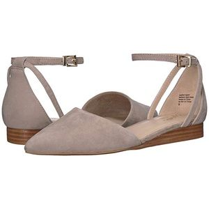 Anthropologie | Taupe Seychelles Plateau City Flat